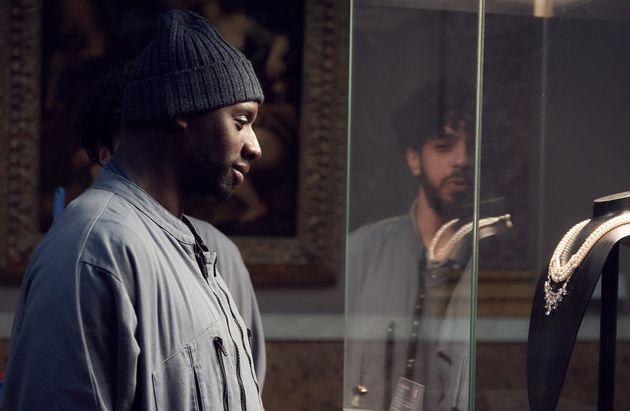 Omar Sy dans la série