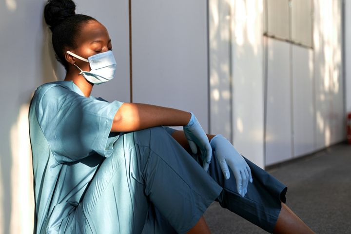 A lot of nurses and other medical workers are being overworked, while some have been laid off during the pandemic.