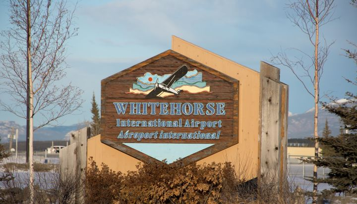 The couple are accused of flying into the Whitehorse International Airport in Yukon, Canada, and then violating a 14-day mand