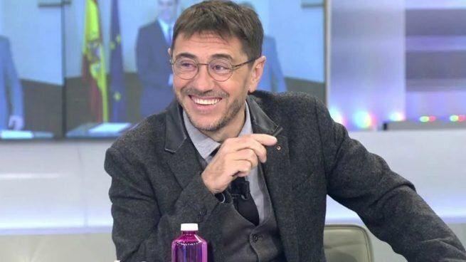 Juan Carlos Monedero en 'El programa de Ana Rosa'.