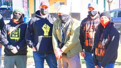 The Army Veterans Who Cleaned DC Streets After US Capitol Riot And Support Black Lives