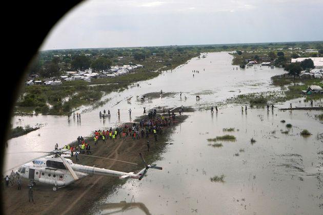 世界各地では異常気象による被害が広がっている