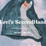 リーバイス、古着の買い取り販売を開始。「循環型ファッション」としての古着を前面に掲げる