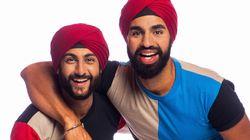 The Amazing Race Australia's Anurag and Jaskirat Challenge Sikh