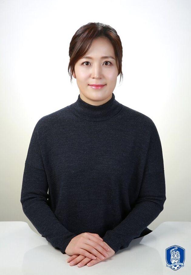 홍은아 교수가 대한축구협회 부회장이
