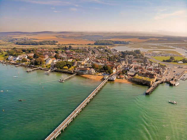 The Isle of Wight has seen a-40% drop in