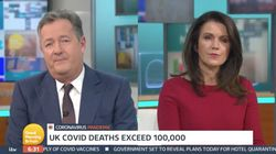 Piers Morgan Slams British PM's Apology After UK Death Toll Hits