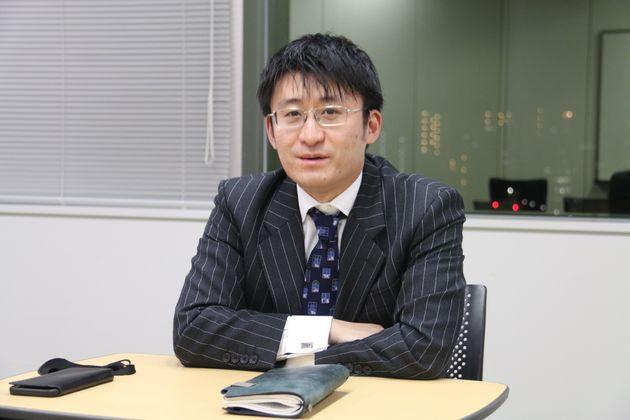 多摩大学大学院の井形彬・客員教授