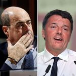 Zingaretti-Renzi, mosse prepartita (di G.