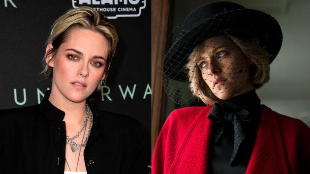 La transformation de Kristen Stewart en princesse Diana pourrait bien être