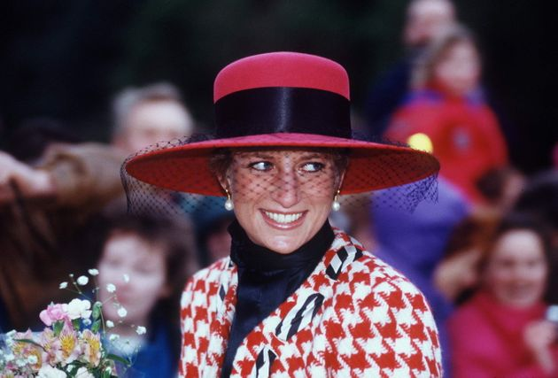 Princess Diana in 1990, when Spencer is set