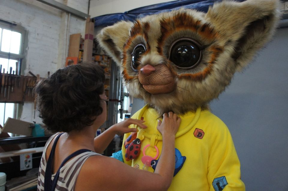 Bush Baby was the fifth of this year's contestants to be