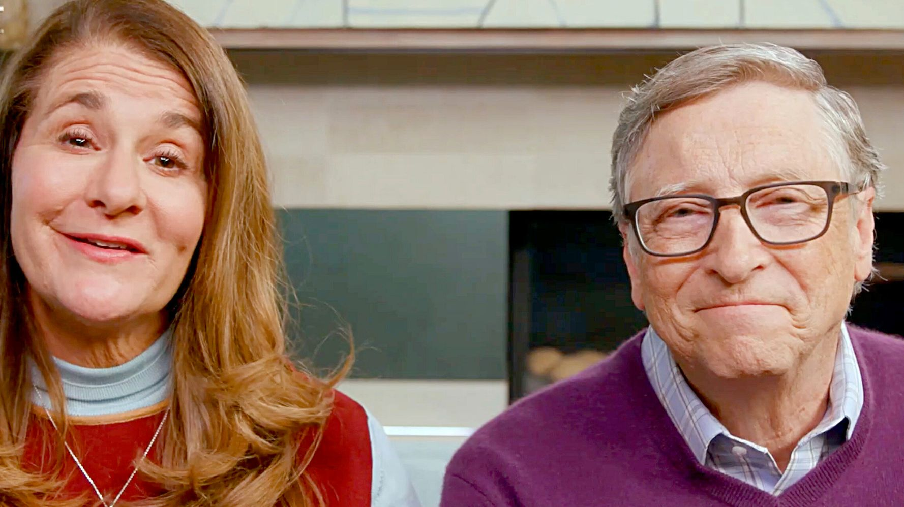 Bill And Melinda Gates Warn Of 'Immunity Inequality' As COVID-19 Vaccines Roll Out