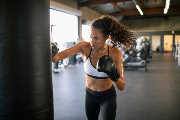 Exercise increases the heart rate and improves blood circulation, delivering oxygen and nutrients to the skin.
