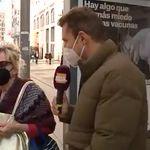 El gesto de una señora con su mascarilla provoca una fuerte discusión en pleno centro de