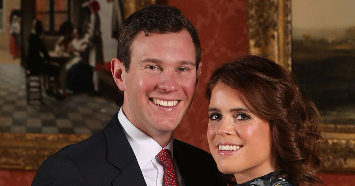Princess Eugenie Reveals Her Baby's Name - HuffPost