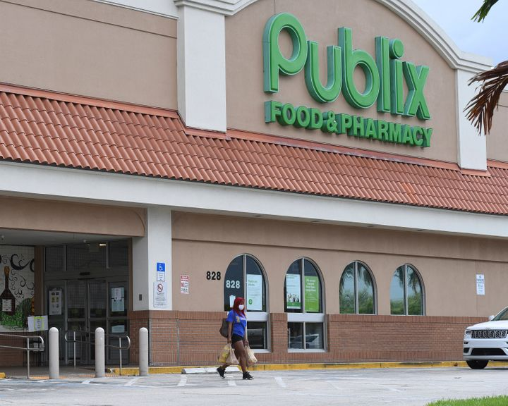 Florida Gov. Ron DeSantis has announced that Publix supermarkets will become Palm Beach County's exclusive coronavirus vaccin