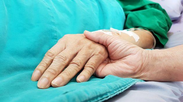 118 députés déposent une proposition de loi sur l'euthanasie (photo d'illustration...