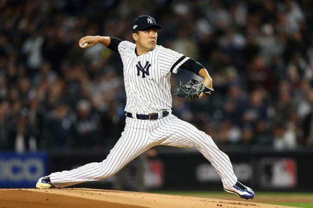 大リーグニューヨーク・ヤンキースでも躍動した田中将大投手