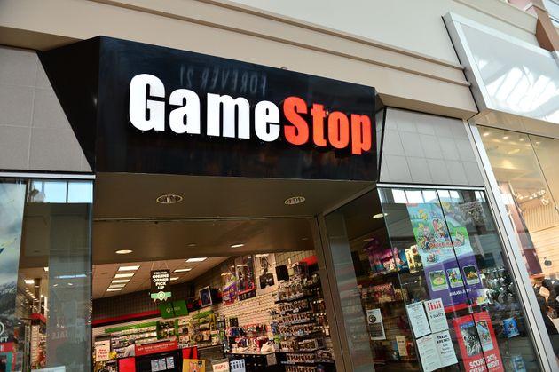 フロリダ州にあるゲームストップの店舗