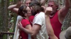 I'm A Celebrity's Paulini Reveals What Watching Abbie And Ash's Kiss Was Really