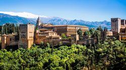 La Alhambra tendrá que apuntalar unas almenas del siglo XIII tras los terremotos de