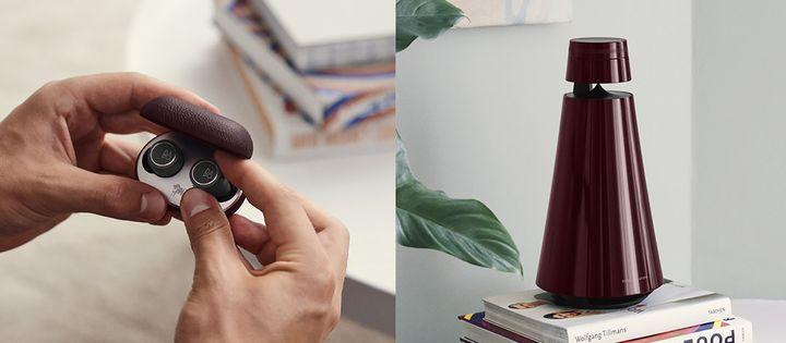 뱅앤올룹슨이 소의 해를 기념하여 한국과 중국에서만 판매하는 한정판 '모먼트 컬렉션'