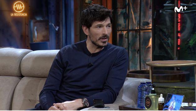Andrés Velencoso en 'La