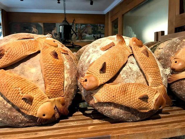 Los panes y los peces (el secreto está en la