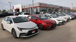 Η Toyota No1 στις πωλήσεις αυτοκινήτων παγκοσμίως το
