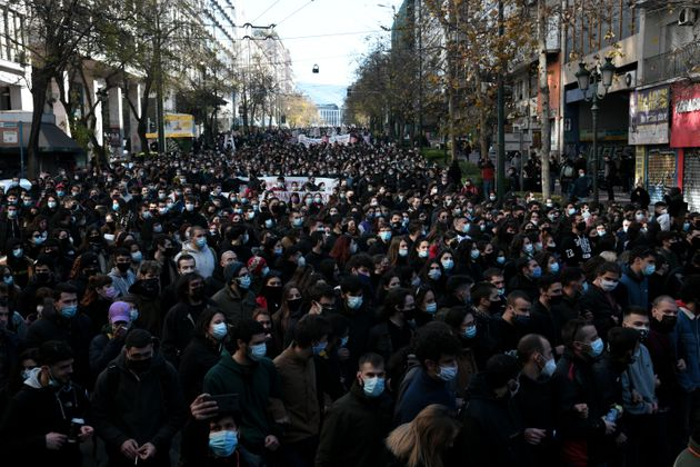 Δικογραφία για το Πανεκπαιδευτικό Συλλαλητήριο σχηματίζει η