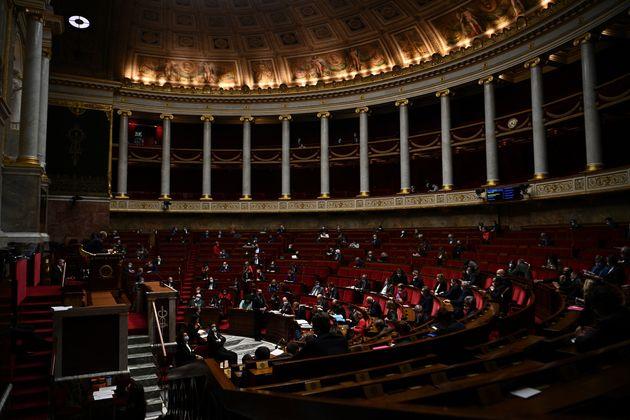 L'arrêt de la mission d'information Covid fait hurler l'opposition (Photo prétexte du Parlement en session...