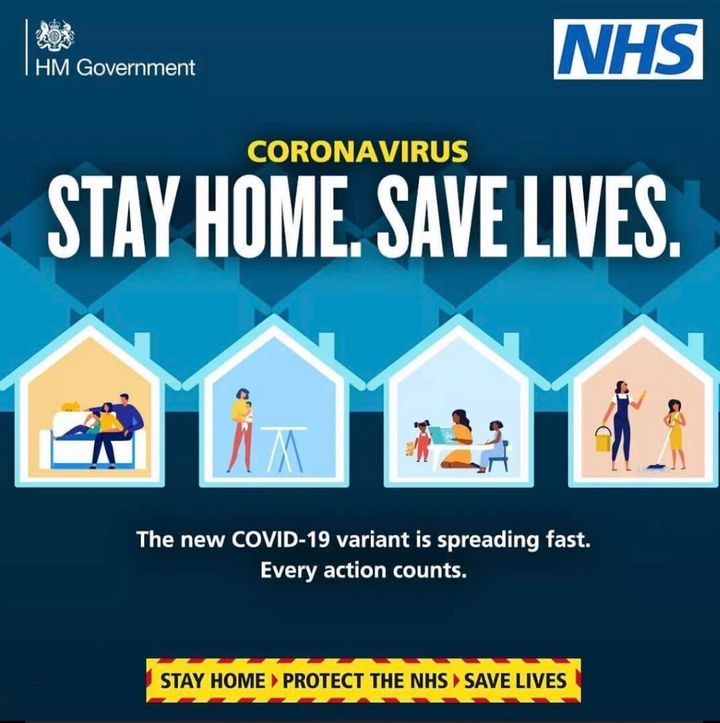 Government Covid advert