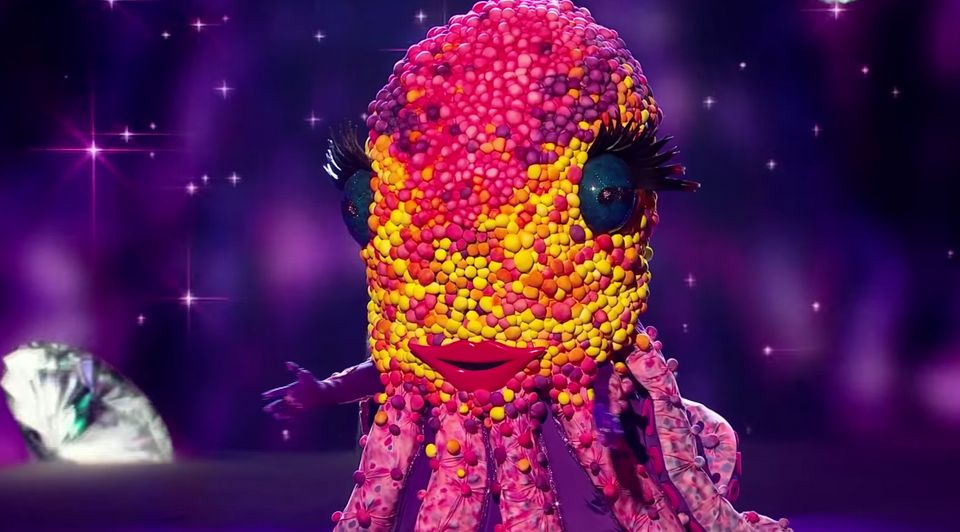 Octopus made it all the way to the final of The Masked Singer in
