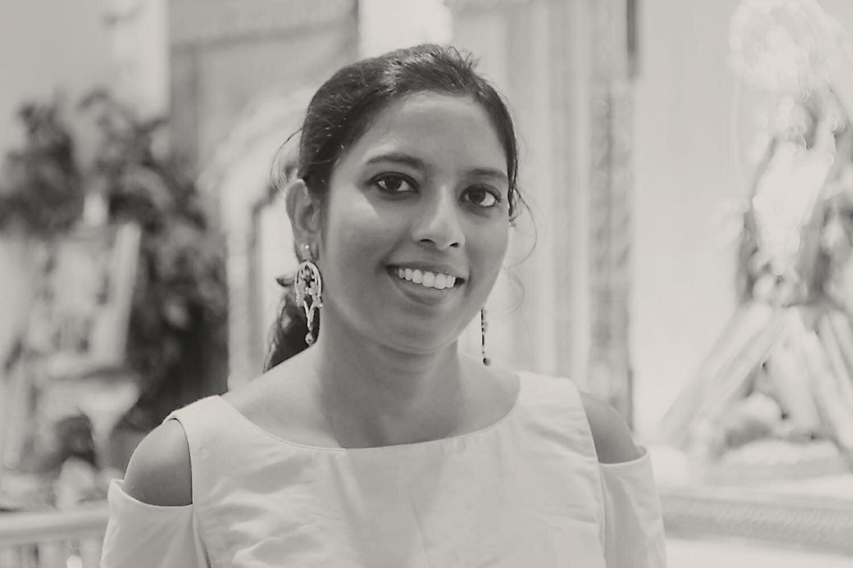 Roshni Ghosh.