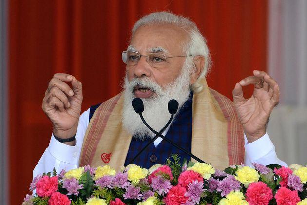 Modi a Davos porta in scena l'orgoglio indiano su Covid e
