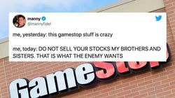 Just 22 Hilarious Tweets About Reddit Trolling Wall Street With GameStop