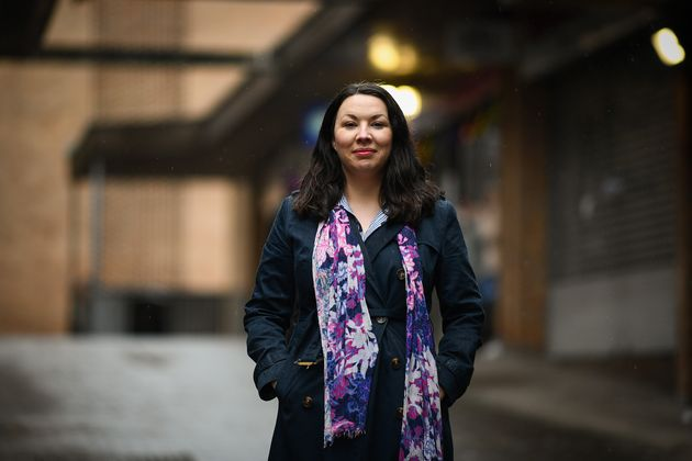 Scottish Labour MSP, Monica Lennon, who is running to be Scottish Labour