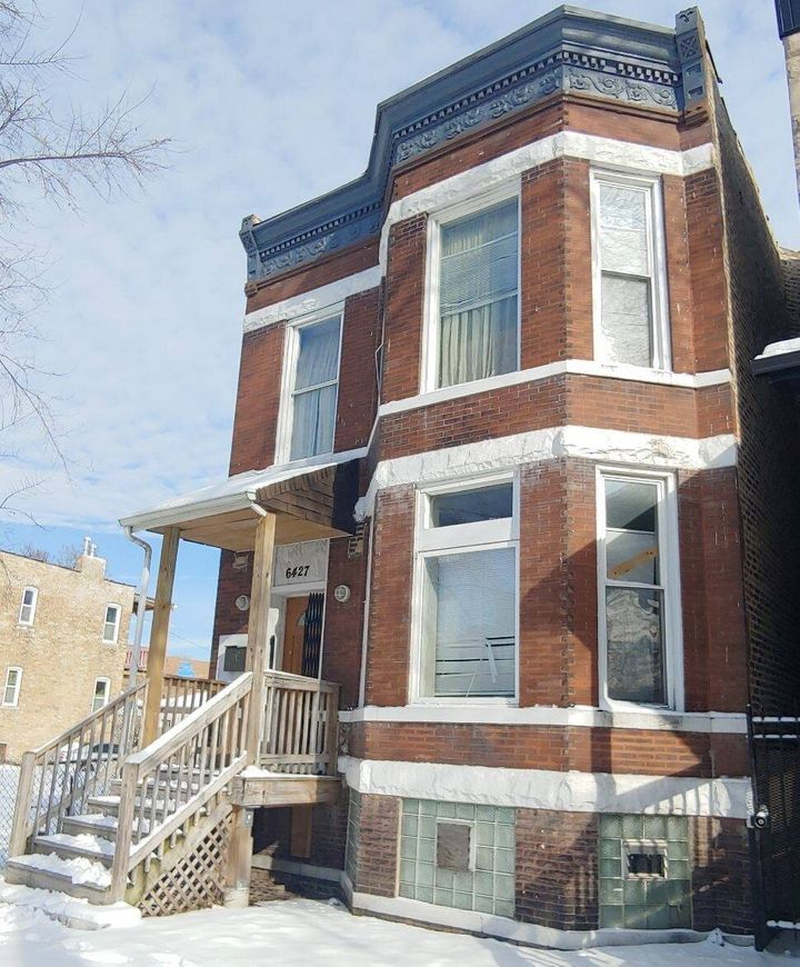 Emmett Till lived in this Chicago home with his mother, Mamie Till-Mobley, in the years leading up to his 1955 murder in