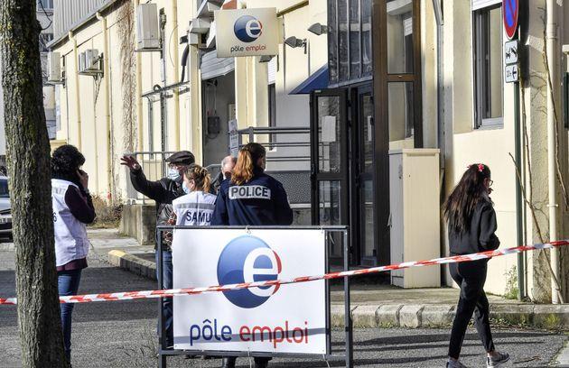 Les meurtres à Pôle Emploi et en Ardèche liés à un autre meurtre dans le Haut-Rhin (Photo by PHILIPPE...
