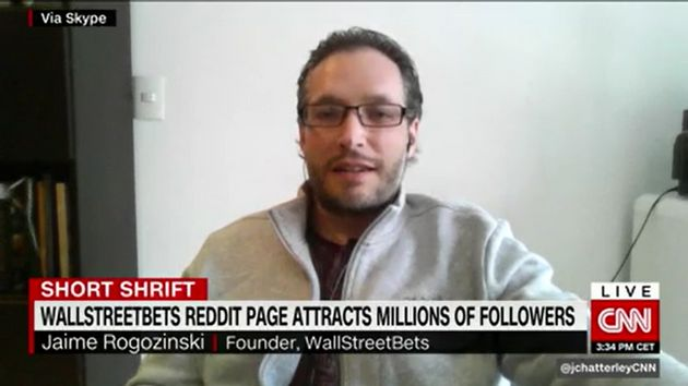 Jaime Rogozinski, fundador del foro