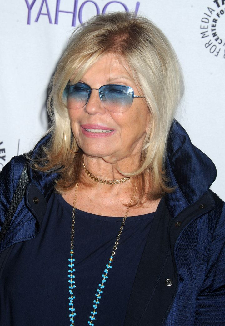 """Nancy Sinatra said she will """"never forgive"""" the people who voted for Donald Trump."""