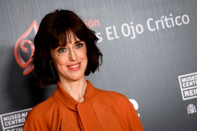 MADRID, SPAIN - FEBRUARY 12: Spanish writer Irene Vallejo attends 'Ojo Critico' Awards on February 12,...