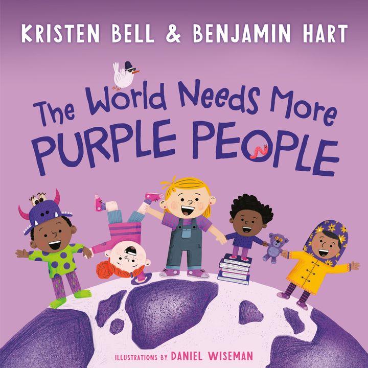 """The World Needs More Purple People"""