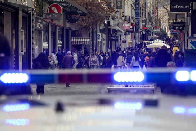 «Κόκκινος» συναγερμός στην Αττική - Πολλές περιοχές στη ζώνη αυξημένου