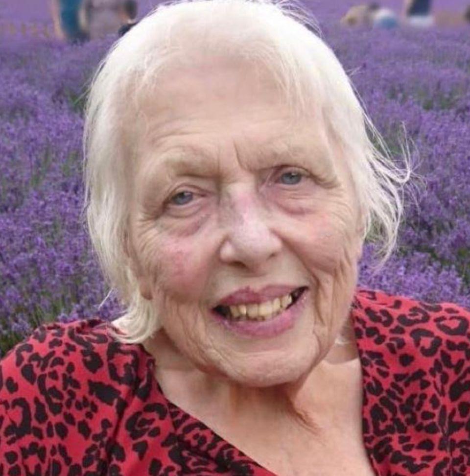 Helen Nicola, 79, who died of coronavirus on March 25