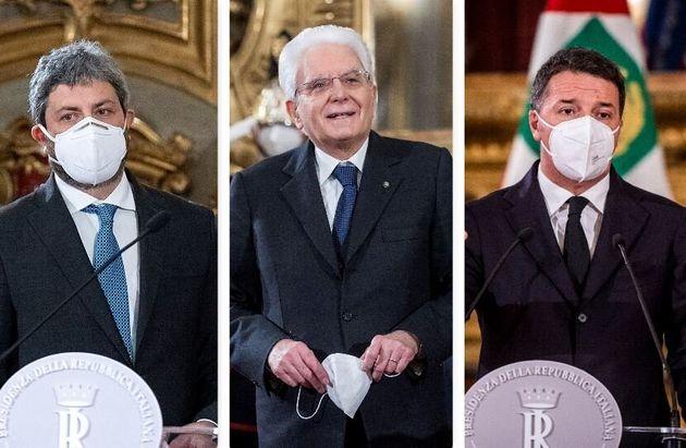 Fico, Mattarella,