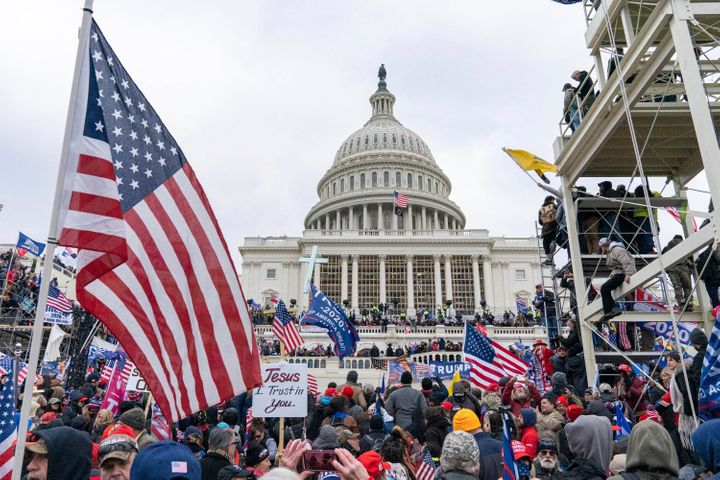 More than 170 people have been charged by the Justice Department for the violence and destruction at the Capitol building on