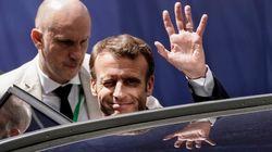 Pour Macron, le vaccin ARN est