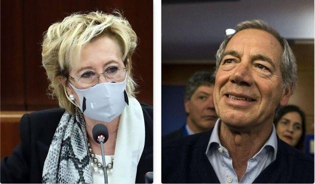 Letizia Moratti chiama Guido Bertolaso per il piano vaccini in